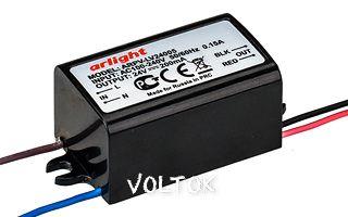 Блок питания ARPV-LV24005 (24V, 0.2A, 5W)