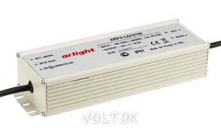 Блок питания ARPV-LG12150 (12V, 12.5A, 150W, PFC)
