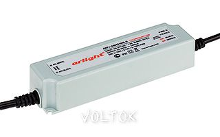 Блок питания ARPJ-DIM421400-R (59W, 1400mA, 0-10V, PFC)