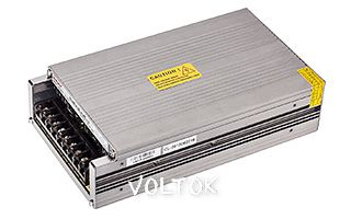 Блок питания ARS-480M-12 (12V, 40A, 480W)