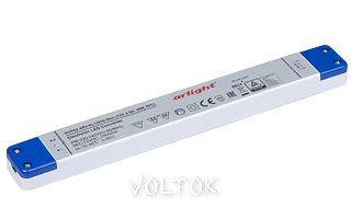 Блок питания ARV-KL12030-Slim (12V, 2.5A, 30W, PFC)