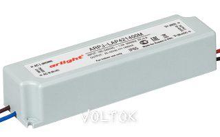 Блок питания ARPJ-LAP421400M (60W, 1400mA, PFC)