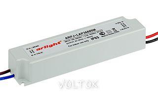 Блок питания ARPJ-LAP36600M (22W, 600mA, PFC)