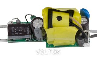 Драйвер 3x3W-01 (220V, 650mA, 10.5V)