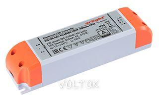 Блок питания ARJ-KL60500 (30W, 500mA, PFC)