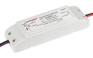Блок питания ARPJ-DIM85350-Y (30W, 350mA, PFC, Triac)
