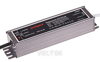 Блок питания ARPJ-SS80700 (50W, 700mA, PFC)