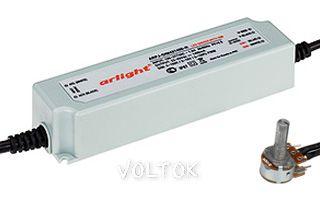 Блок питания ARPJ-DIM242450-R (59W, 2450mA, 0-10V, PFC)