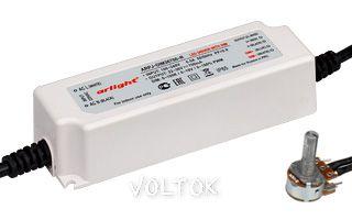 Блок питания ARPJ-DIM241050-R (25W, 1050mA, 0-10V, PFC)