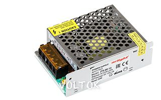 Блок питания JTS-60-12 (12V, 5A, 60W)