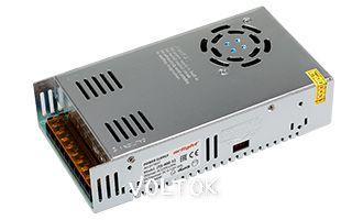 Блок питания JTS-400-12 (0-12V, 33A, 400W)