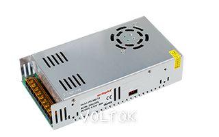 Блок питания JTS-360-12 (0-12V, 30A, 360W)