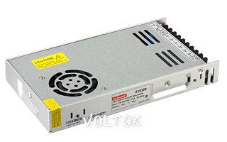 Блок питания ARS-400D-5-Slim (5V, 80A, 400W)