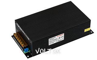 Блок питания JTS-480-24 (0-24V, 20A, 480W)