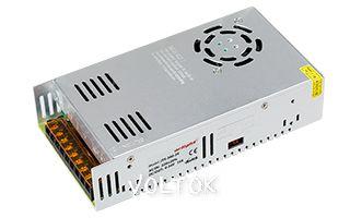 Блок питания JTS-360-24 (0-24V, 15A, 360W)