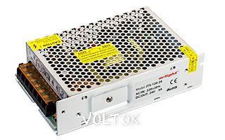 Блок питания JTS-120-24 (24V, 5A, 120W)