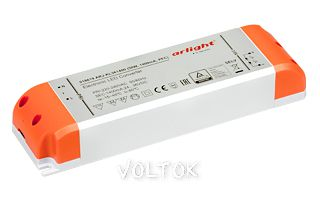 Блок питания ARJ-KL361400 (50W, 1400mA, PFC)