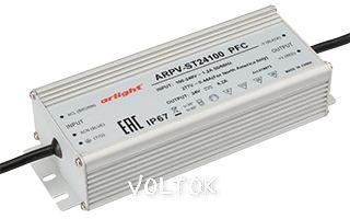 Блок питания ARPV-ST24100 PFC (24V, 4.2A, 100W)
