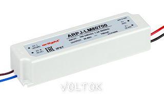 Блок питания ARPJ-LM80700 (56W, 700mA)
