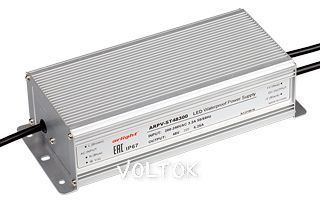 Блок питания ARPV-ST48300 (48V, 6.25A, 300W)