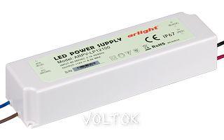 Блок питания ARPV-LP12100 (12V, 8.3A, 100W)