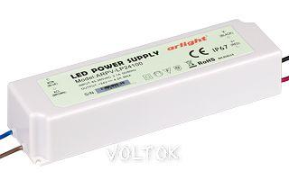 Блок питания ARPV-LP24100 (24V, 4.2A, 100W)