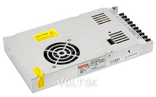 Блок питания ARS-300-24-Slim (24V, 12.5A, 300W)