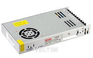 Блок питания ARS-400-24-Slim (24V, 16.7A, 400W)