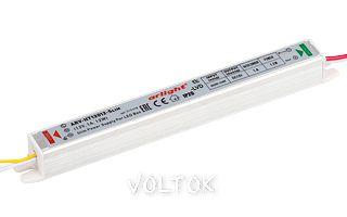Блок питания ARV-HT12012-Slim (12V, 1A, 12W)