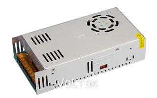 Блок питания JTS-360-48 (0-48V, 7.5A, 360W)
