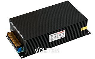 Блок питания JTS-480-36 (0-36V, 13A, 480W)