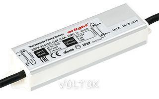 Блок питания ARPV-24010C (24V, 0.4A, 10W)