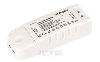 Блок питания ARJ-LK42500-DIM (21W, 500mA, PFC, Triac)
