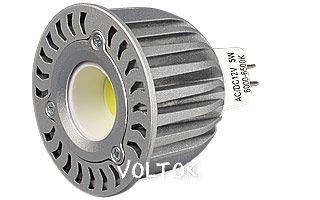 Светодиодная лампа ECOSPOT MR16 5W MDS-1006 Warm 80deg