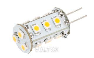 Светодиодная лампа AR-G4-15S1318-12V White