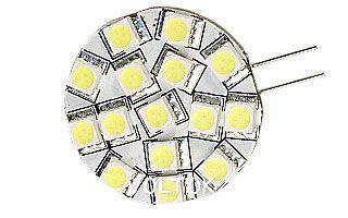 Светодиодная лампа AR-G4-15B30-12V White
