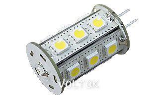 Светодиодная лампа AR-Sensor-G4-15B2232-DC White