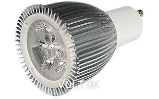 Светодиодная лампа ECOSPOT GU10-3SP2-5W-220V White