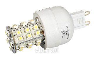 Светодиодная лампа AR-G9-36S3170-220V White