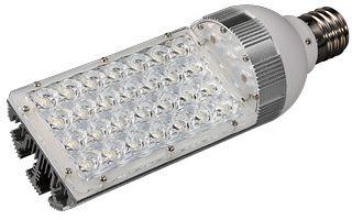 Светодиодная лампа E40 28W SD801 Warm White