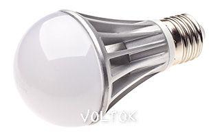Светодиодная лампа E27 7W LB-G60 Warm White