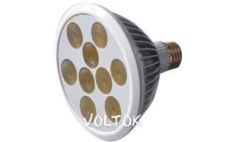 Светодиодная лампа MDSV-PAR30-9x1W 35deg White