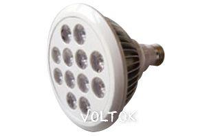 Светодиодная лампа MDS-PAR38-12x1W 35deg Warm White