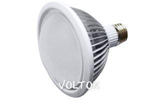 Светодиодная лампа E27 MDSL-PAR30-12W 120deg Warm White