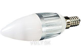 Светодиодная лампа E14 4W Candle-BS35D Warm White