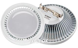 Светодиодная лампа MDSL-AR111-12W 120deg Warm White 12V