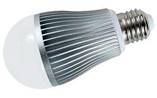 Лампа E27 FT-09-G60-RF White 220V