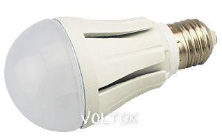 Светодиодная лампа E27 MDB-G60-12W Warm White