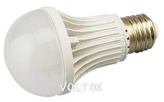 Светодиодная лампа E27 MDB-G60-7.5W White