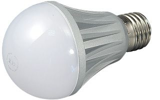 Светодиодная лампа Multi Е27 А60-9W Day White 220V